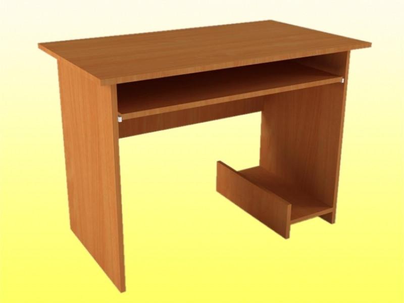 Стол компьютерный, с местом под системный блок — 920х600х750 мм