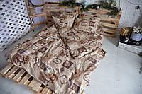 Комплект постельного белья Brettani Евро 240 х 220 см (10045)