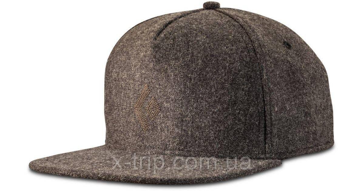 Кепка Black Diamond Wool Trucher Hat Smoke, S/M (BD SQ9S.022-S/M)