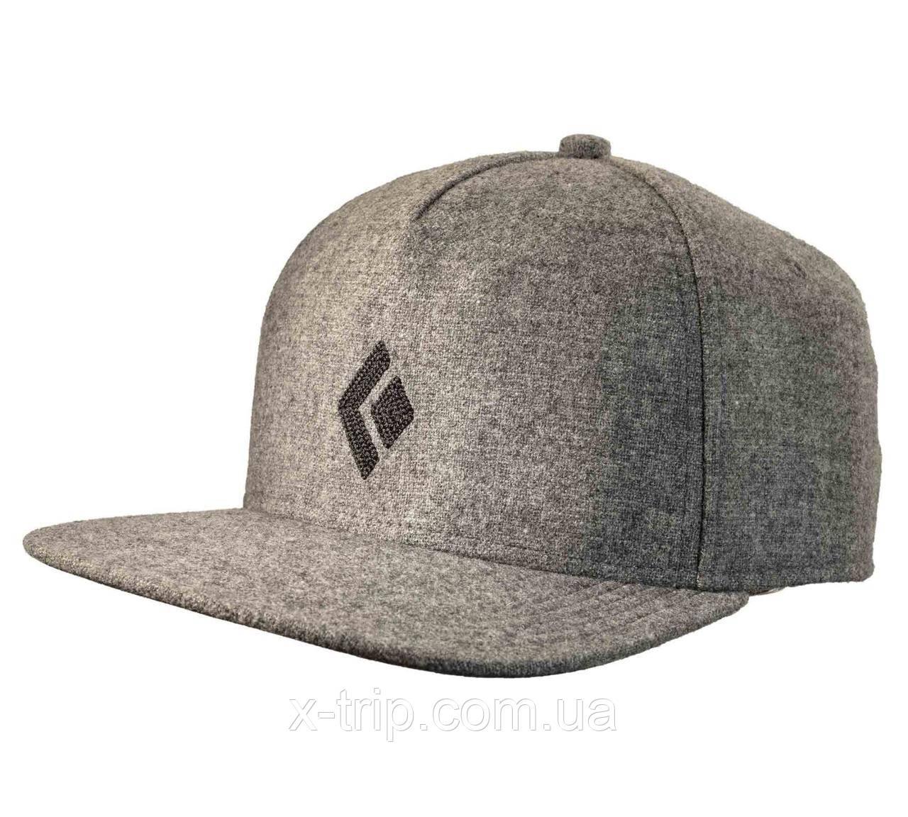 Кепка Black Diamond Wool Trucher Hat Nickel, L/XL (BD SQ9S.105-L/XL)