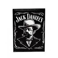 Обложка для паспорта Jack Daniels, фото 1