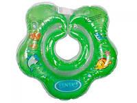 Круг для купания младенцев (зеленый) LN-1561, (Оригинал)