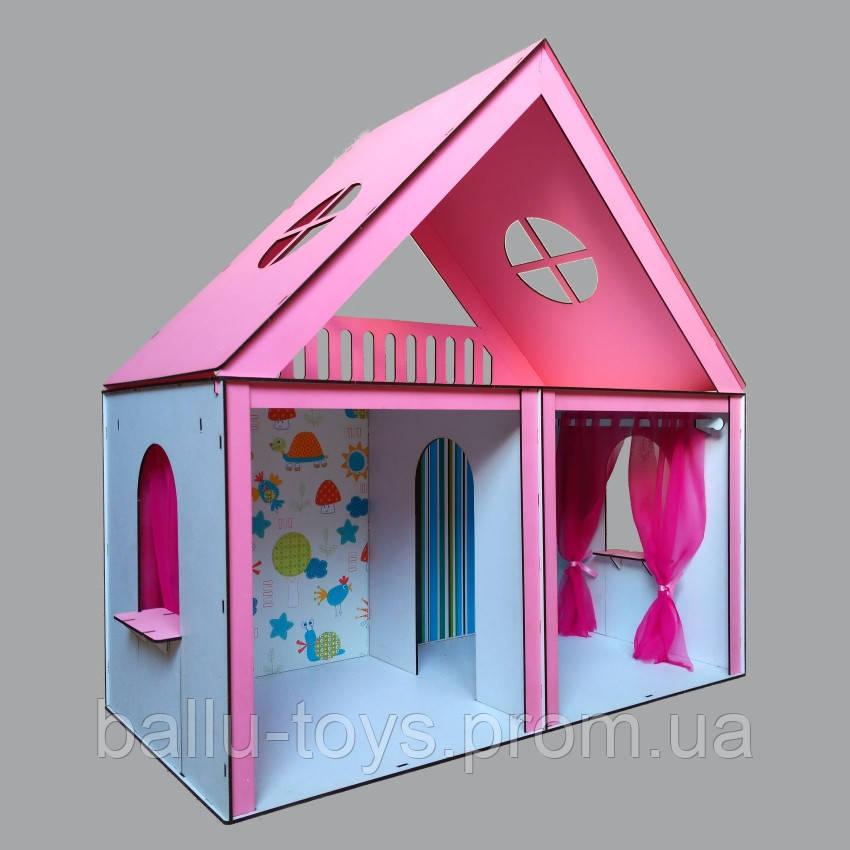 Кукольный домик особняк для Barbie