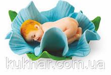 Немовля у квіточці (хлопчик)