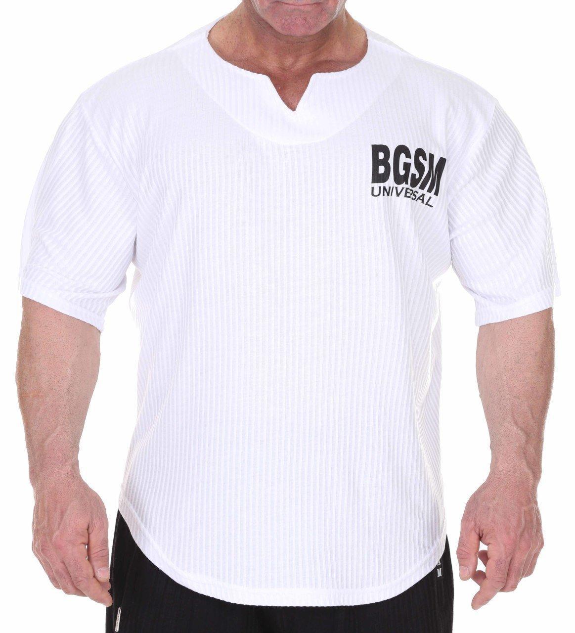 Футболка белая BigSam 3281 размер M