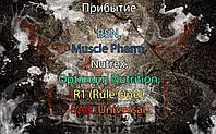 Поступление: BSN, Muscle Pharm, Nutrex, Optimum Nutrition, R1 (Rule One), SAN, Universal.