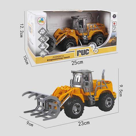 Спецтехника JC 20-13 /JC 20-13 А (72/2) 2 вида, в коробке, фото 2