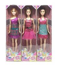Кукла 7739 F (144/2) 3 вида, в коробке