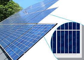 Поликристаллические солнечные батареи (фотомодули, панели)