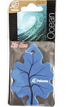 Ароматизатор воздуха картонный Paloma Gold OCEAN