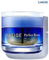 Крем для интенсивного восстановления и увлажнения уставшей кожи лица Laneige Perfect Renew Cream