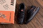 Кроссовки мужские кожаные MERRELL vlbram Black реплика, фото 3