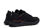 Кроссовки мужские кожаные MERRELL vlbram Black реплика, фото 8