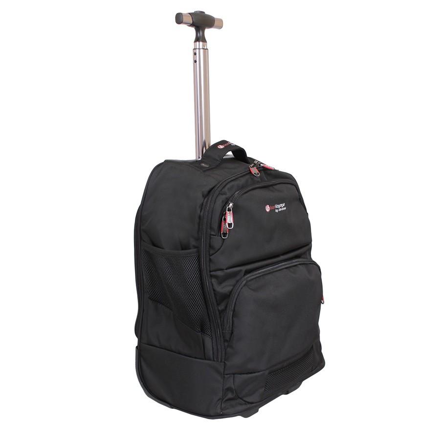 Валіза-рюкзак de esse Чорний