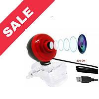 Веб-камера DL- 3C Red