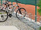Велопарковка на 5 велосипедів Rad-5 Польща, фото 5