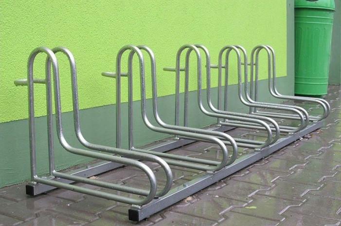 Велопарковка на 5 велосипедів Rad-5 Польща