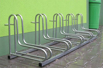 Велопарковка на 5 велосипедов Rad-5 Польша