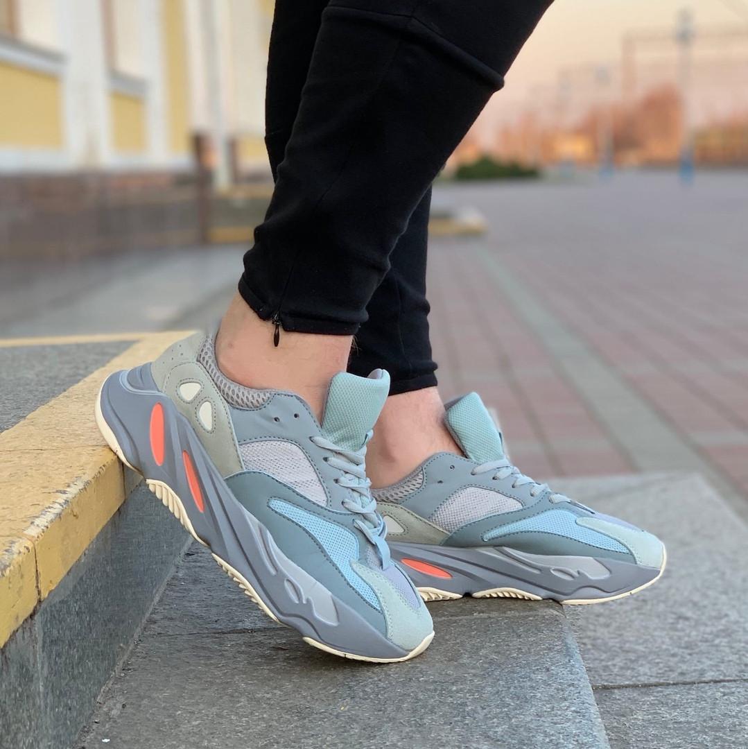 Кроссовки женские Adidas Yeezy Boost 700 V2. Модные женские кроссовки Адидас.