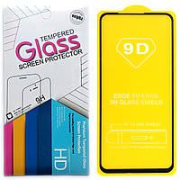 Защитное стекло 9D для Huawei Honor 20 / Nova 5T (Black)