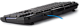 Клавиатура DEFENDER (45010)Legion GK-010DL RU,RGB подсветка,19 Anti-Ghost, фото 3