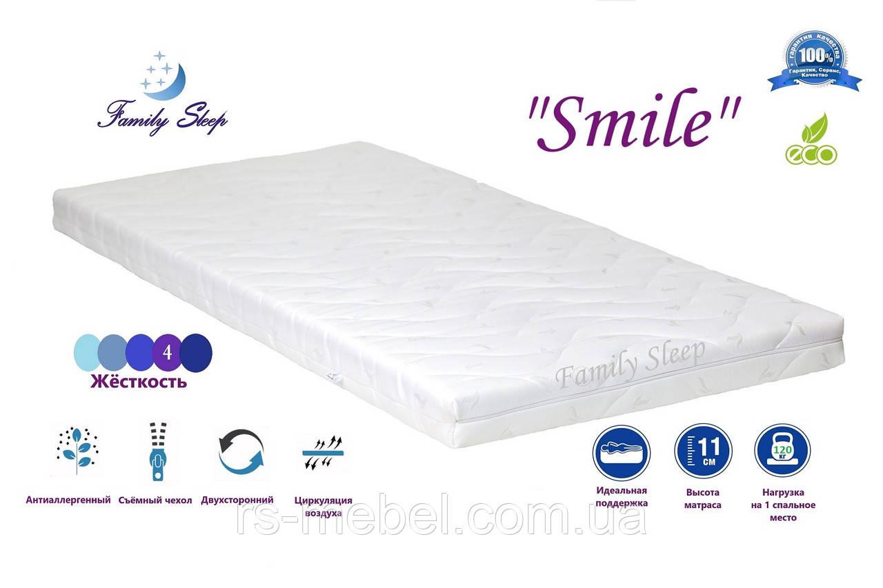 """Матрац """"Smile"""" (ТМ Family Sleep)"""