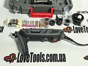 Многофункциональный инструмент (гравер) +100 насадок Forte MFG 20100