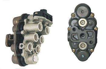 Клапан защитный 4-х контурный 1612054