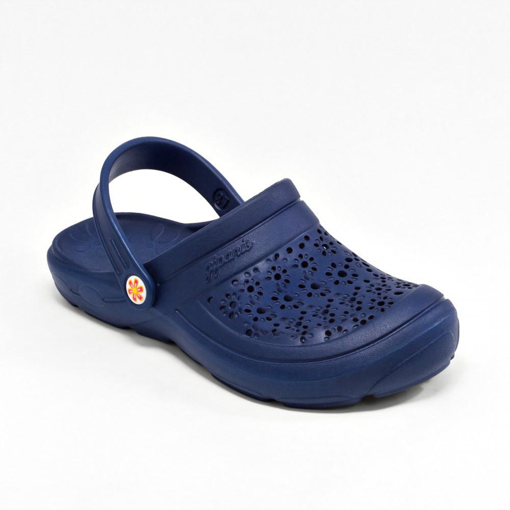GIPANIS сабо женские синие EVA, DS-40