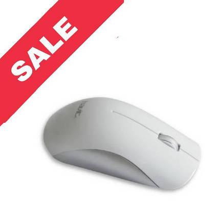 Бездротова оптична миша HAVIT HV-MS906GT, Wireless USB white, фото 2