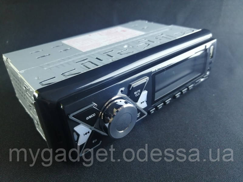 Магнитола автомобильная Pioner  1280  ISO  MP3 FM USB SD AUX