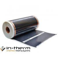 Інфрачервона плівка In-Therm Т-310 220 Вт/м. кв. ширина 0,8 метра