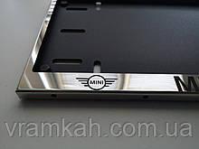 Номерна рамка для авто MINI