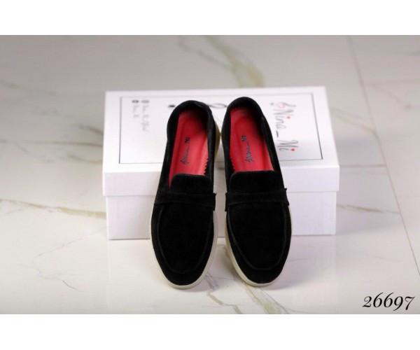 Туфлі лофери класика бренд Nina_Mi