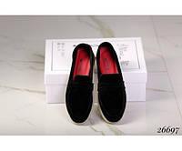 Туфлі лофери класика бренд Nina_Mi, фото 1