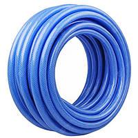 """Шланг поливочный 3/4"""" 50м. (Радуга синяя) Blue//Forte"""
