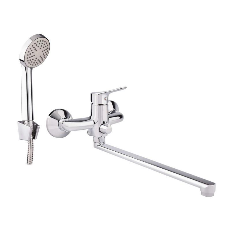 Смеситель для ванны Q-tap Loft CRM 005 New