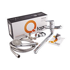 Смеситель для ванны Q-tap Loft CRM 005 New, фото 3