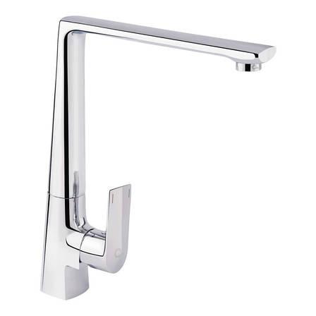 Смеситель для кухни Q-tap Estet CRM 007F, фото 2