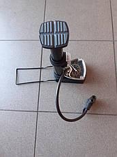 Насос ножной однопоршневой M43B-01с манометром, фото 2
