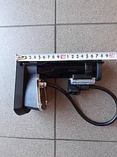 Насос ножной однопоршневой M43B-01с манометром, фото 3