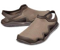 Crocs Men's Swiftwater™ Mesh Wave оригинал США M7 39-40 (25 cm) сандалии акваобувь крокс original сандалі аква