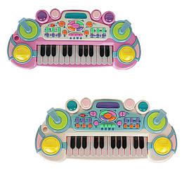 Детский синтезатор Пианино CY-6032B