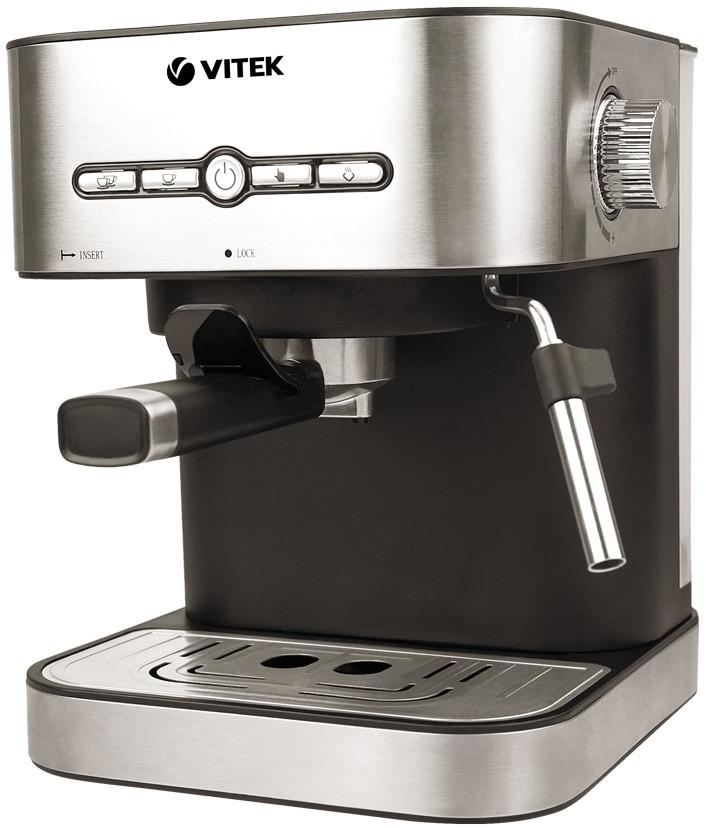 Кофеварка эспрессо  Vitek VT-1526