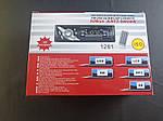 Магнитола автомагнитола Pioner 1281 ISO MP3 FM USB microSD, фото 6