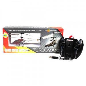Вертоліт на радіоуправлінні GTM TURBOMAXX (чорний)