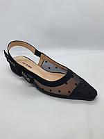 Женские босоножки H&T Ellisse черный