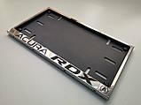 Номерная рамка для авто ACURA, фото 3