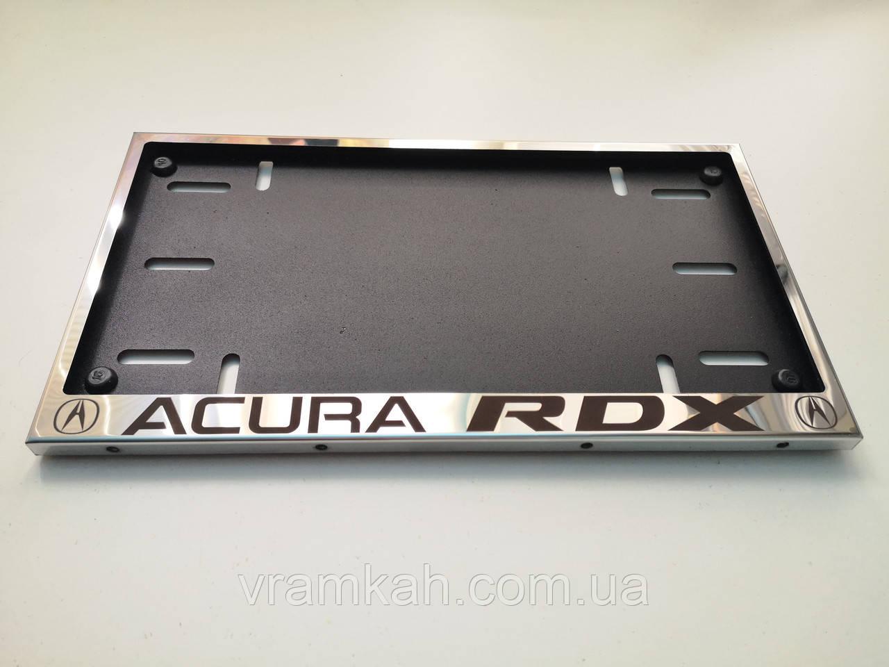 Номерная рамка для авто ACURA