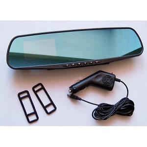Відеореєстратор-дзеркало DVR-138 с 1 камерою